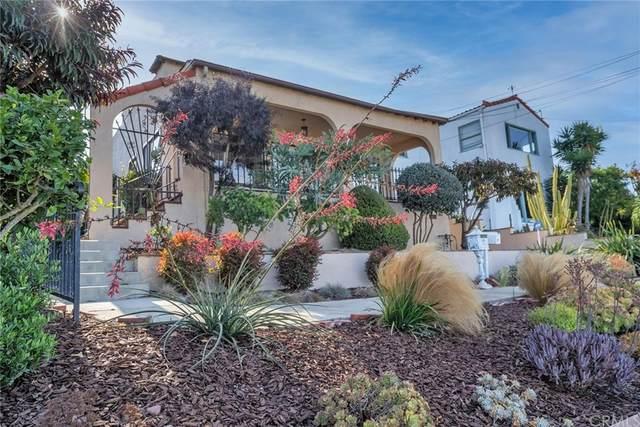 3523 S Carolina Street, San Pedro, CA 90731 (#PV21014657) :: Millman Team