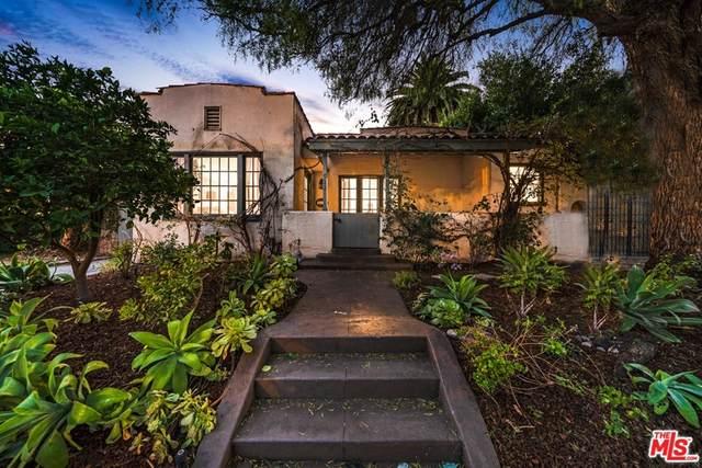 523 N Norton Avenue, Los Angeles (City), CA 90004 (#21767094) :: American Real Estate List & Sell
