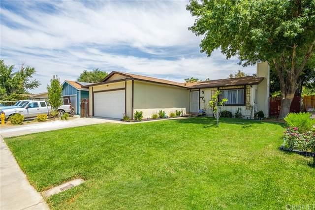 43704 22nd Street E, Lancaster, CA 93535 (#SR21167660) :: Mint Real Estate