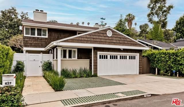427 Sycamore Road, Santa Monica, CA 90402 (#21766768) :: Powerhouse Real Estate