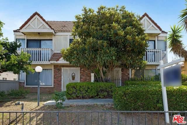 208 N Nicholson Avenue B, Monterey Park, CA 91755 (#21765930) :: Doherty Real Estate Group