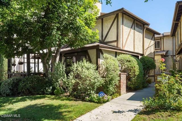 12053 Guerin Street #1, Studio City, CA 91604 (#221004192) :: Mint Real Estate