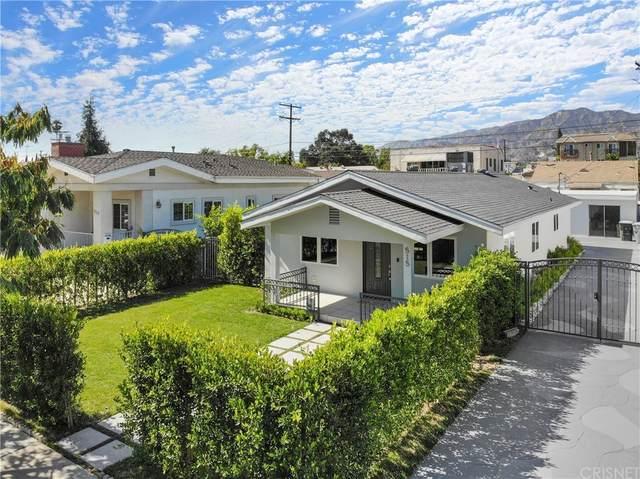 515 Myrtle Street, Glendale, CA 91203 (#SR21167684) :: Doherty Real Estate Group