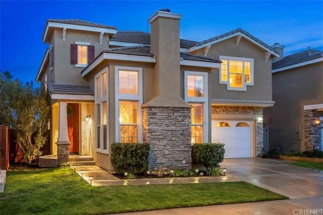 21512 Bodie Place, Saugus, CA 91390 (#SR21167498) :: Doherty Real Estate Group