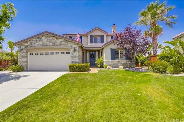 32909 Trestle Lane, Temecula, CA 92592 (#SW21165164) :: RE/MAX Empire Properties