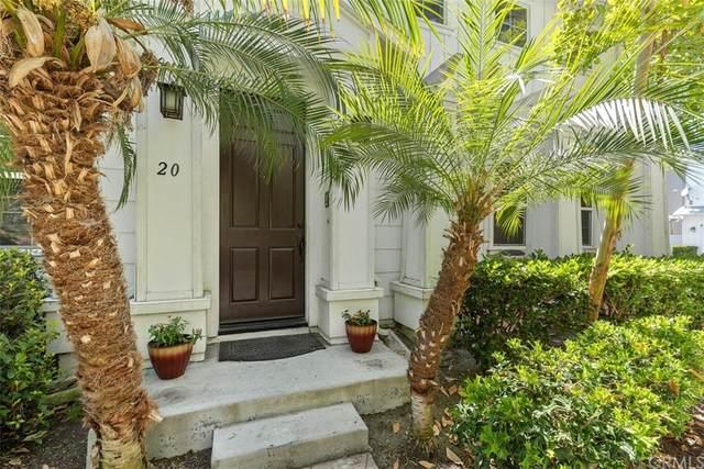 20 Rinehart Road, Ladera Ranch, CA 92694 (#OC21165646) :: Legacy 15 Real Estate Brokers