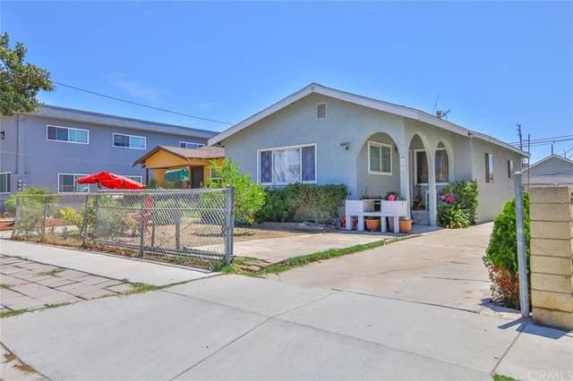 3742 W 113th Street, Inglewood, CA 90303 (#SB21167721) :: Cochren Realty Team | KW the Lakes