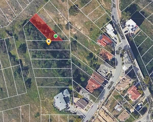 0 Beech St, Mount Washington, CA 90065 (#MB21167617) :: Jett Real Estate Group