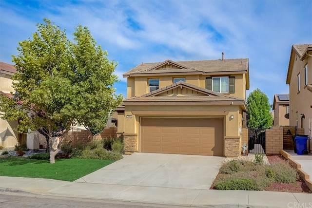 3766 Bur Oak Road, San Bernardino, CA 92407 (#IV21167702) :: Powerhouse Real Estate