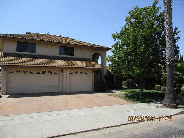 2526 Beechwood Way, Madera, CA 93637 (#MD21167732) :: Legacy 15 Real Estate Brokers