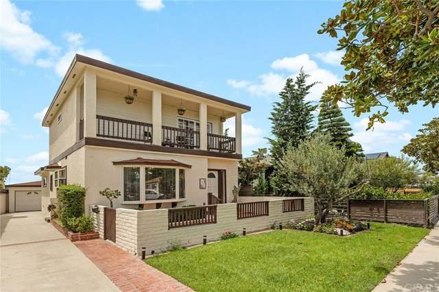509 N Paulina Avenue, Redondo Beach, CA 90277 (#SB21167529) :: Powerhouse Real Estate