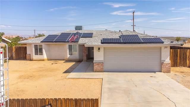 8861 Grove Avenue, California City, CA 93505 (#SR21167701) :: Doherty Real Estate Group