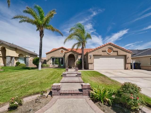 3689 N Sweet Leaf Avenue, Rialto, CA 92377 (#PW21167441) :: Zutila, Inc.