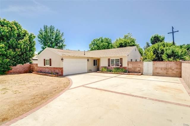 18834 Community Street, Northridge, CA 91324 (#SR21167719) :: Cochren Realty Team | KW the Lakes