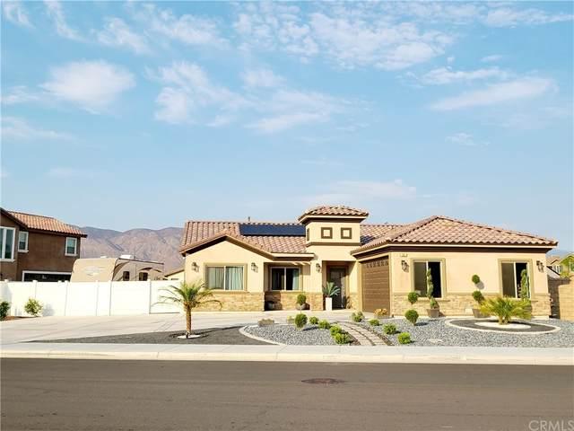 387 NW Sandalwood Street, San Jacinto, CA 92582 (#SW21167459) :: RE/MAX Empire Properties