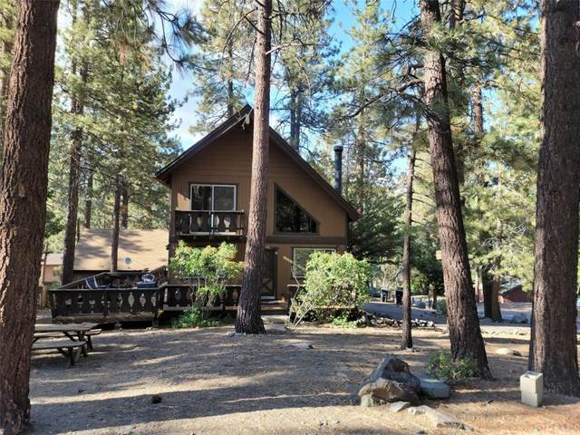6110 Cardinal Road, Wrightwood, CA 92397 (#PW21167773) :: Doherty Real Estate Group