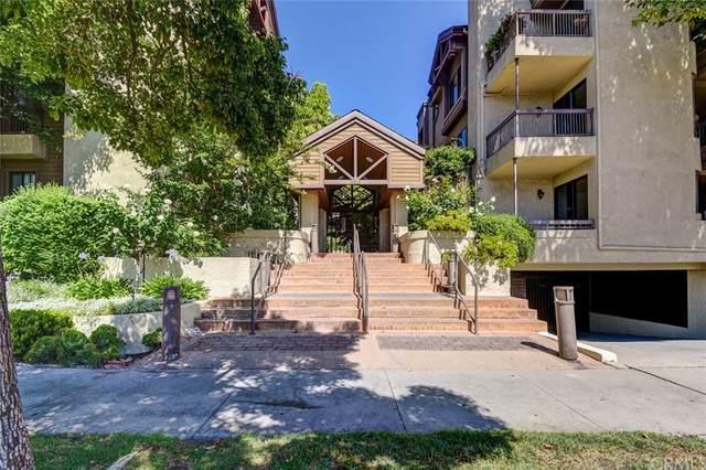 236 N Louise Street #103, Glendale, CA 91206 (#OC21167557) :: Doherty Real Estate Group