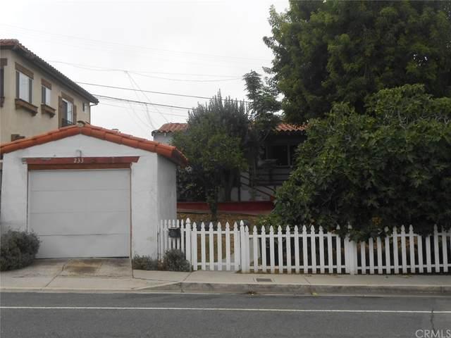 233 Avenida Santa Barbara, San Clemente, CA 92672 (#PW21167783) :: Legacy 15 Real Estate Brokers