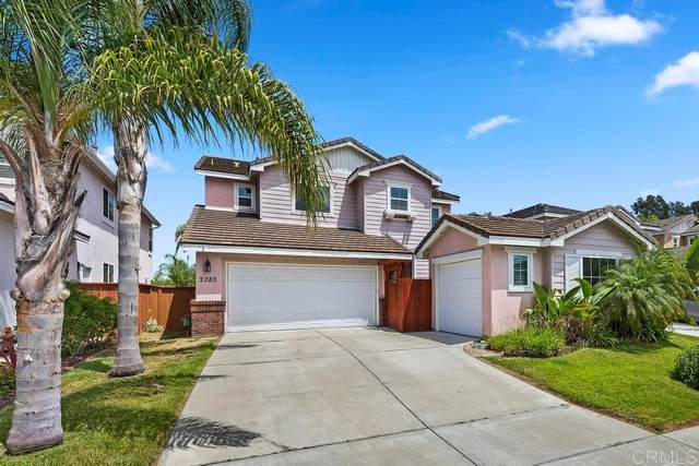 2383 Merwin Drive, Carlsbad, CA 92008 (#NDP2108919) :: Cochren Realty Team | KW the Lakes