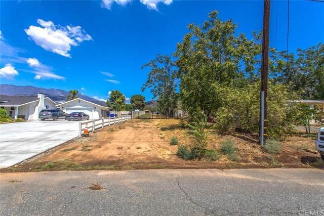 0 Fremont Street, Yucaipa, CA 92399 (#EV21165466) :: McKee Real Estate Group Powered By Realty Masters & Associates