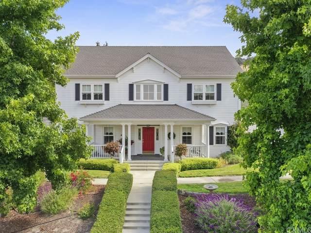 525 Bear Canyon Lane, Arroyo Grande, CA 93420 (#PI21164275) :: Latrice Deluna Homes
