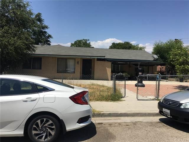 950 Rosalia Avenue #1, Hemet, CA 92543 (#PW21167794) :: RE/MAX Empire Properties