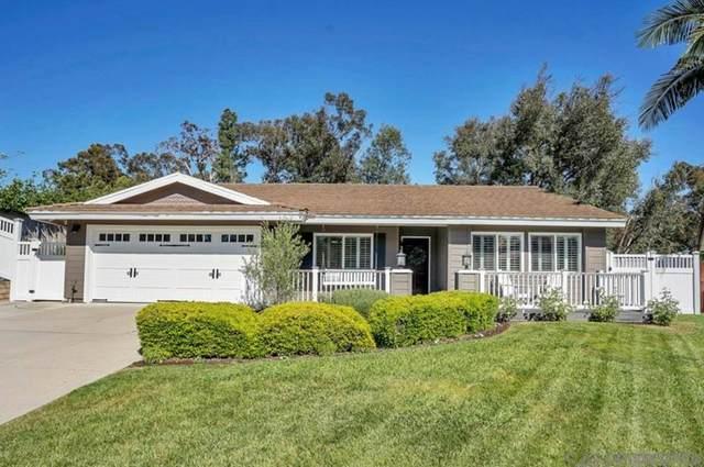 12155 Loire Cir, San Diego, CA 92131 (#210021653) :: The Kohler Group