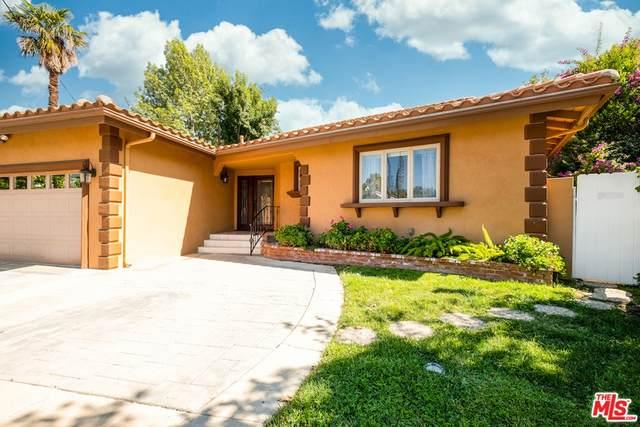 23740 Carard Street, Woodland Hills, CA 91367 (#21759520) :: Powerhouse Real Estate
