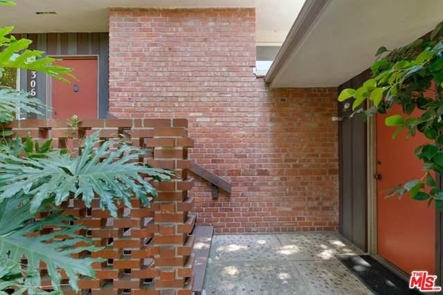 306 22Nd Street, Santa Monica, CA 90402 (#21767194) :: Powerhouse Real Estate