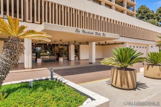 666 Upas St #404, San Diego, CA 92103 (#210021656) :: Latrice Deluna Homes