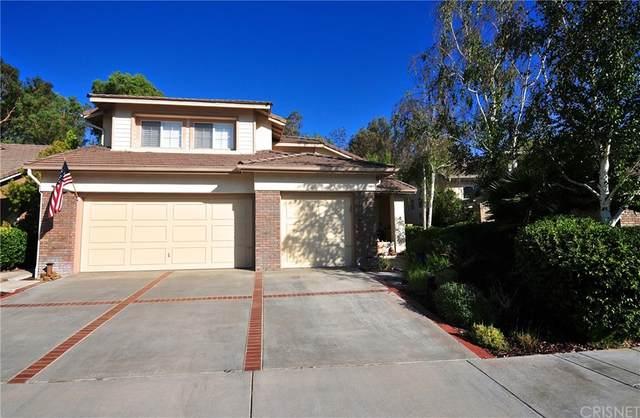 27632 Deerfield Lane, Valencia, CA 91354 (#SR21162726) :: RE/MAX Empire Properties
