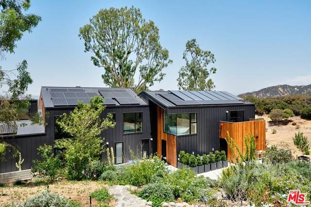 1178 Stunt Road, Calabasas, CA 91302 (#21764540) :: Mint Real Estate