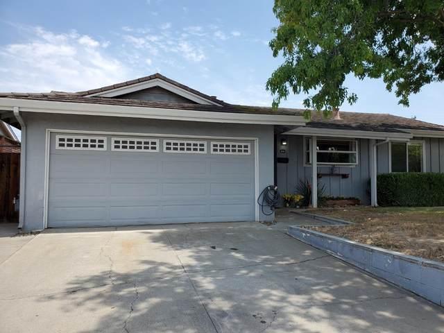 5086 Trenary Way, San Jose, CA 95118 (#ML81856192) :: RE/MAX Empire Properties