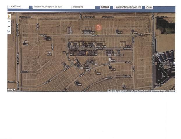 0 Rea, California City, CA 93505 (#CV21167887) :: Doherty Real Estate Group