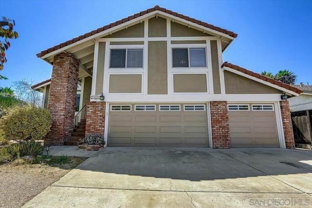1610 Quiet Hills Dr, Oceanside, CA 92056 (#210021664) :: The Kohler Group