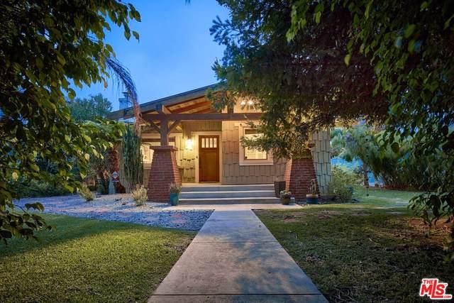 1615 Crescent Place, Venice, CA 90291 (#21766382) :: Powerhouse Real Estate