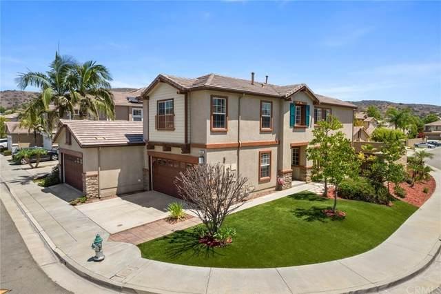 414 Hummingbird Drive, Brea, CA 92823 (#PW21165603) :: RE/MAX Empire Properties