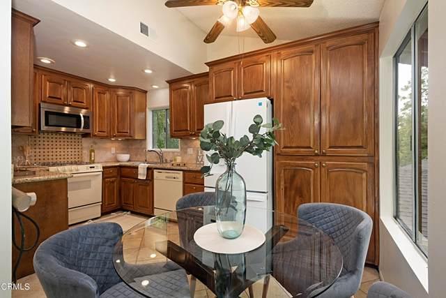 63 N Roosevelt Avenue #8, Pasadena, CA 91107 (#P1-5967) :: RE/MAX Empire Properties