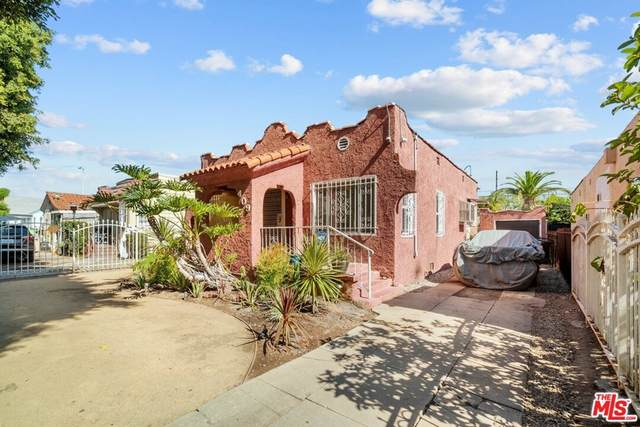 409 E 92Nd Street, Los Angeles (City), CA 90003 (#21767230) :: RE/MAX Empire Properties