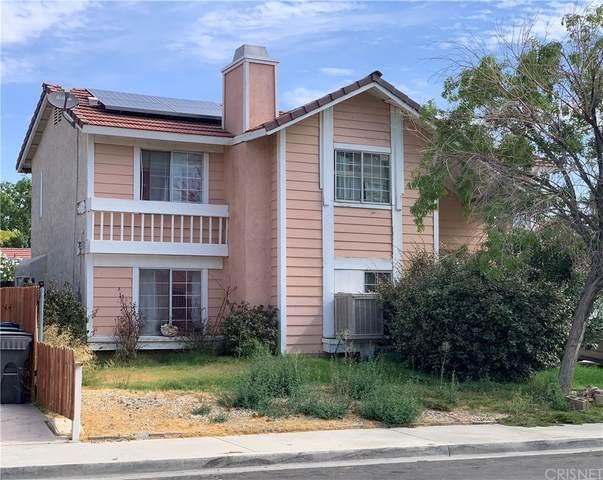 219 E Avenue R3, Palmdale, CA 93550 (#SR21167844) :: RE/MAX Empire Properties