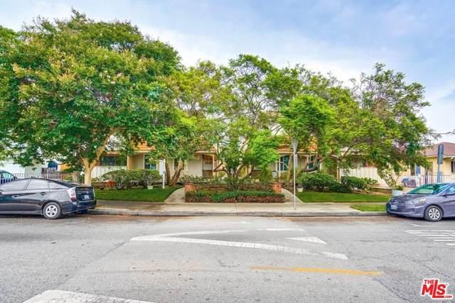 2247 20Th Street #1, Santa Monica, CA 90405 (#21764834) :: Powerhouse Real Estate