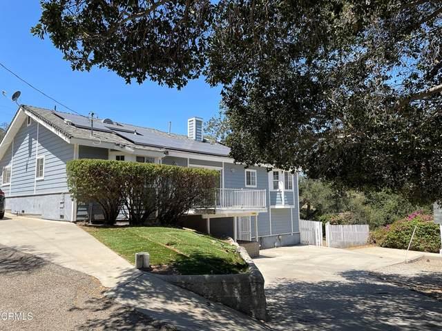1267 Mountain View Drive, Newbury Park, CA 91320 (#V1-7480) :: Latrice Deluna Homes