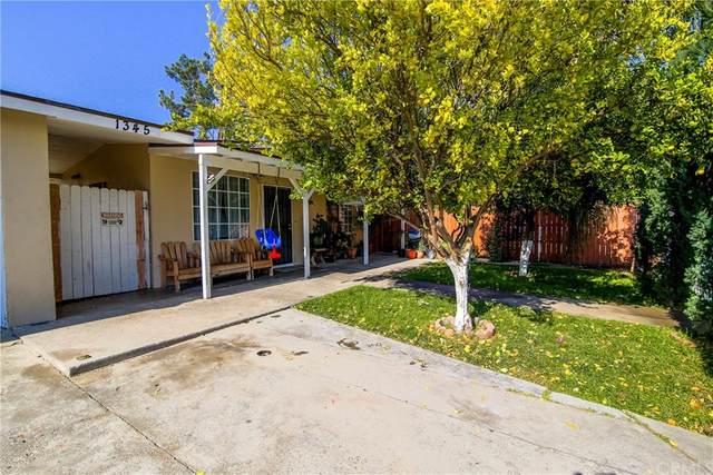 1345 Newmanor Avenue, Pomona, CA 91768 (#CV21167912) :: Latrice Deluna Homes