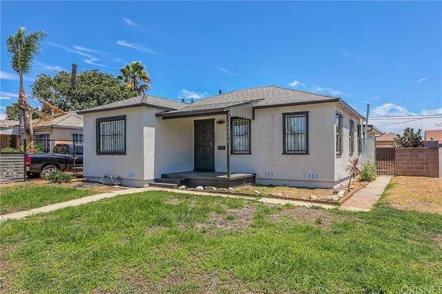 13238 S San Pedro Street, Los Angeles (City), CA 90061 (#SR21167916) :: RE/MAX Empire Properties