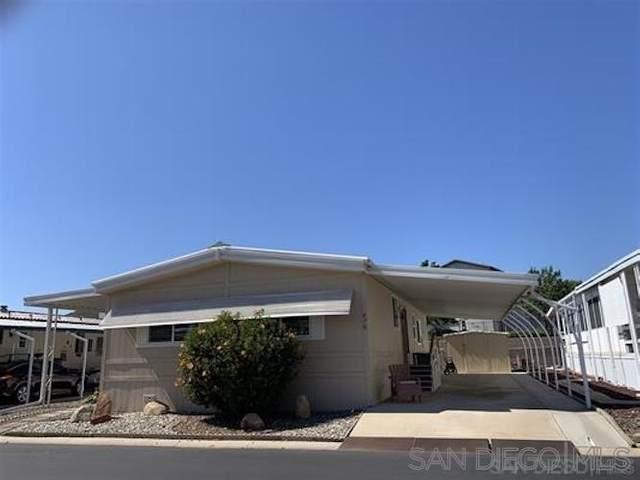 1401 El Norte Pkwy Spc 270, San Marcos, CA 92069 (#210021669) :: Realty ONE Group Empire