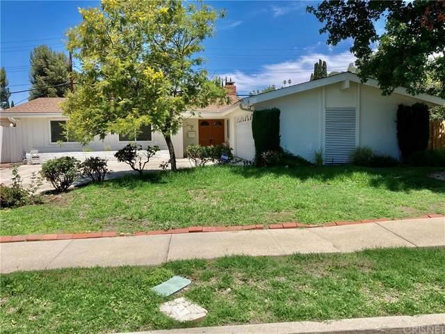 20851 Martha Street, Woodland Hills, CA 91367 (#SR21167840) :: RE/MAX Empire Properties