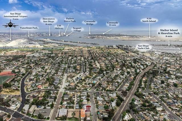 2053 Chatsworth Blvd, San Diego, CA 92107 (#210021660) :: Cochren Realty Team | KW the Lakes
