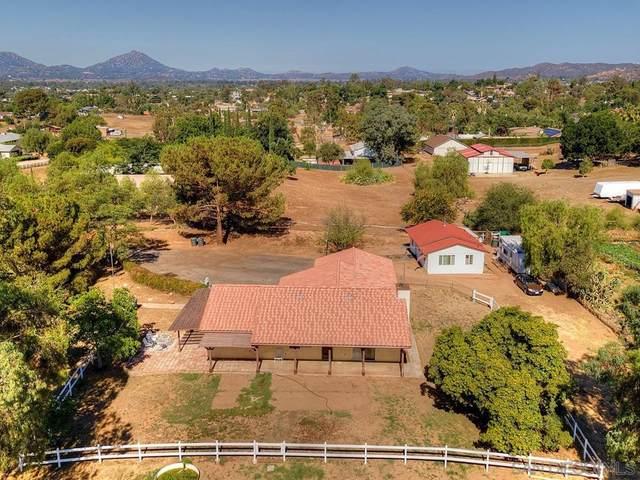 567 Kirks Way, Ramona, CA 92065 (#210021672) :: Powerhouse Real Estate
