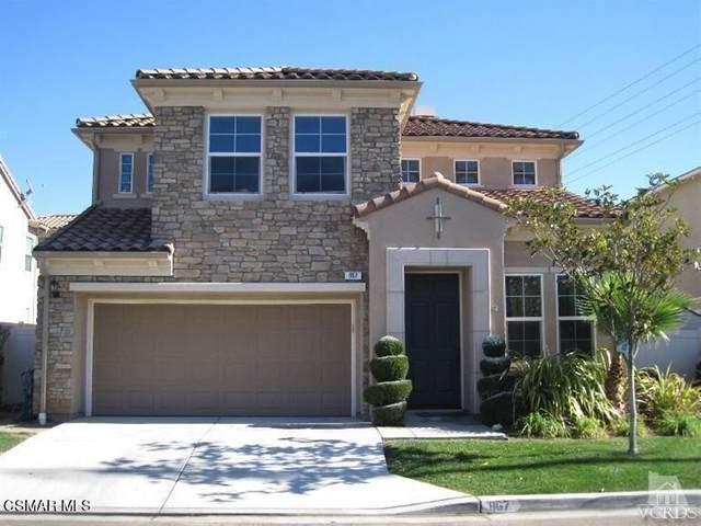 867 Coronado Circle, Santa Paula, CA 93060 (#221004200) :: RE/MAX Empire Properties