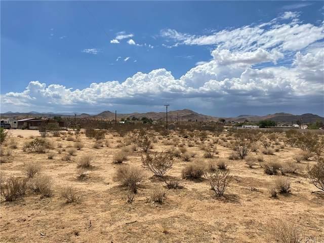 0 Sun Terrace, Landers, CA 92285 (#JT21167949) :: RE/MAX Empire Properties